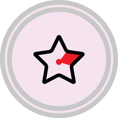 gold star favorite icon