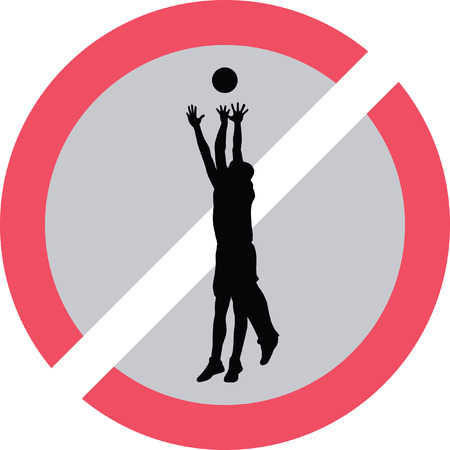 basketball player Stock Vector - 73954626