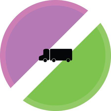 truck vector icon
