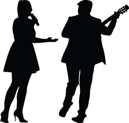 singer and guitarist