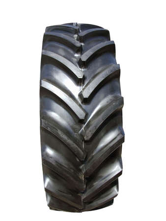pneumatic tyres: tire isolated