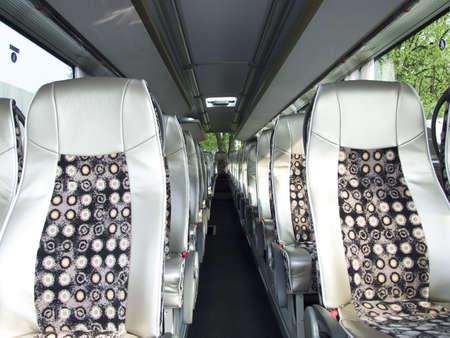 omnibus: inside of bus