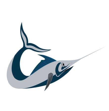 pez espada: archivo de vectores de pez espada