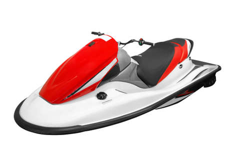 jetski: jet-ski isolated