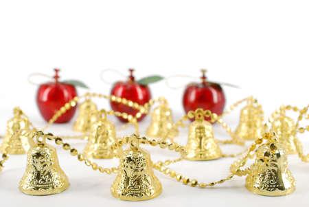 Christmas bell photo