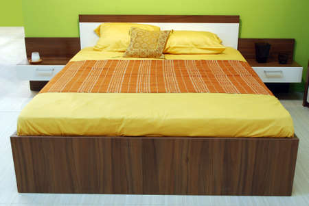 colorful bedroom Stock Photo - 6110206