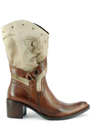 woman cowboy boot Stock Photo - 6525017