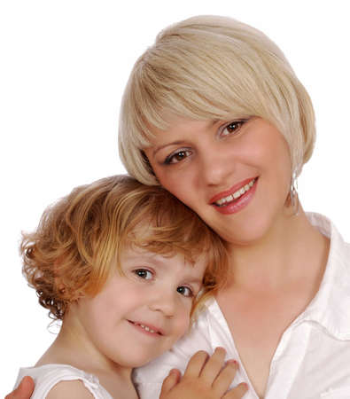 mother and daughter Stock Photo - 6944042