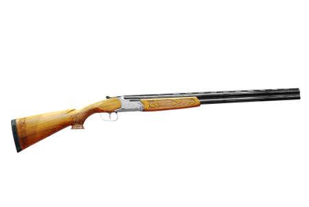 fusil de chasse: fusil de chasse isol�
