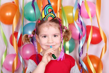 happy child birthday Stock Photo - 9433006