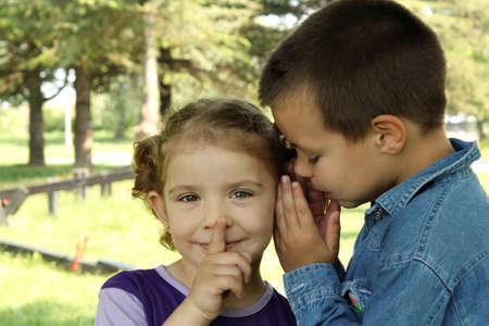 hushed: children little secret