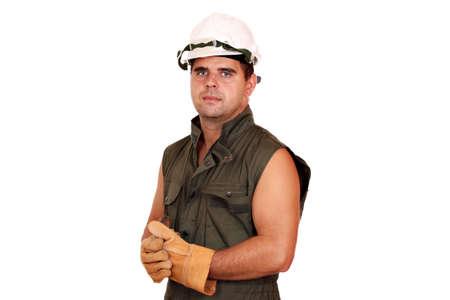 oil worker: trabajador petrolero