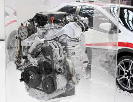 power car engine new technology photo