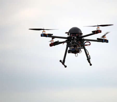 flying drone with camera new technology