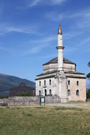 Aslan Pasha mosque Ioannina landmark Greece