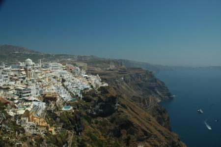 fira: Fira, Santorini, Greece