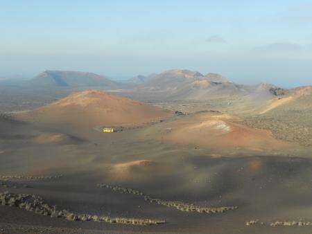 lanzarote: Timanfaya, Lanzarote, Canary Islands