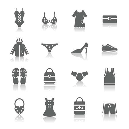 knickers: Clothing and Accessories Icons