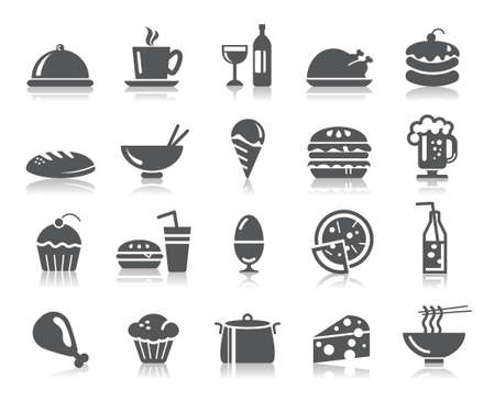 baking dish: Food and Drinks Icons