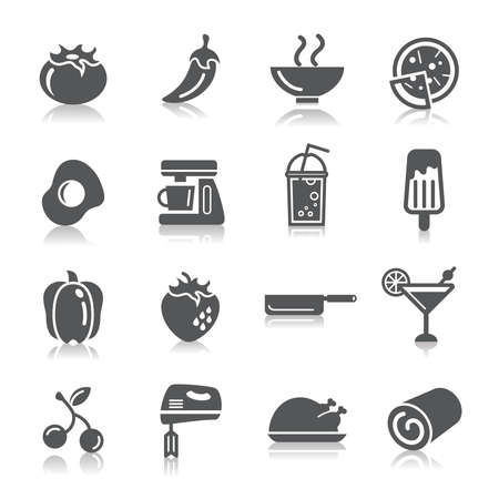 egg cups: Food and Drinks Icons