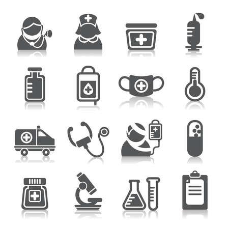pressure bottle: Medical Icon