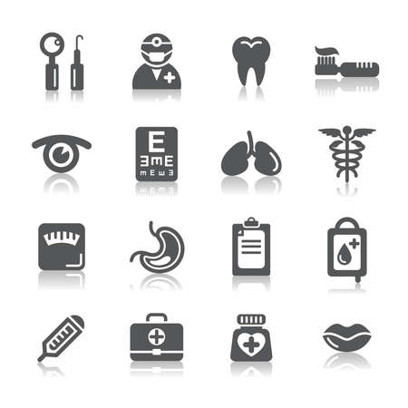 medical art: Medical Icon