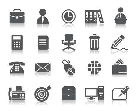 felt: Office Icons