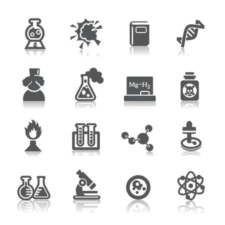 pressure bottle: Science and Chemistry Icon