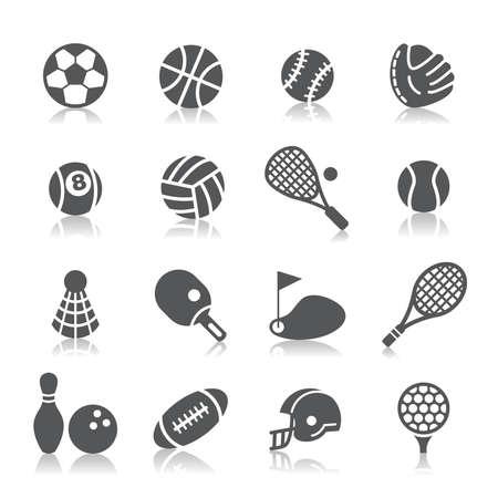 ping pong: Iconos de Deportes