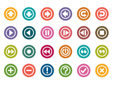 deduct: Control Panel Color Icons