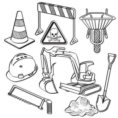 shovels: Construction Materials