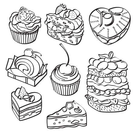 chocolate cupcake: Baking and Dessert Collection