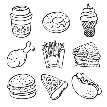 Fast Food Collection