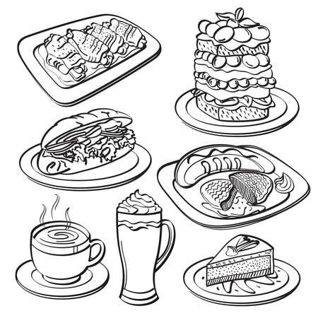 main course: Tea Set collection