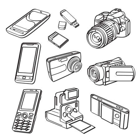 camera phone: Digital Products Collection