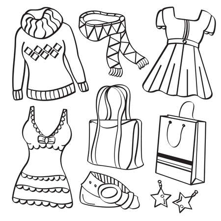 clothes line: Ladies Clothing and Accessories