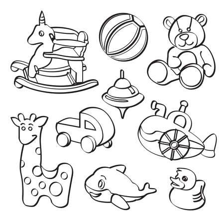 black bear: Toys Collection