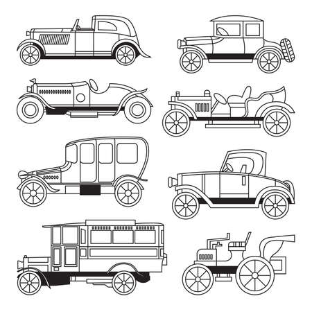 Transportation Vehicle   65288;Antique Cars