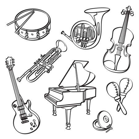 instruments de musique: Instruments de musique