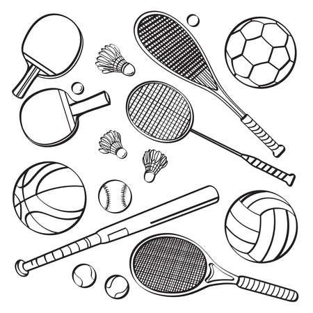 raqueta de tenis: Equipo Deportes Colecciones