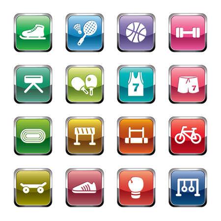battledore: Sport Icons