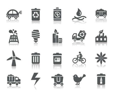 earthmoving: Environmental Protection Icons