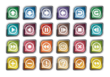 deduct: Control Panel Icons