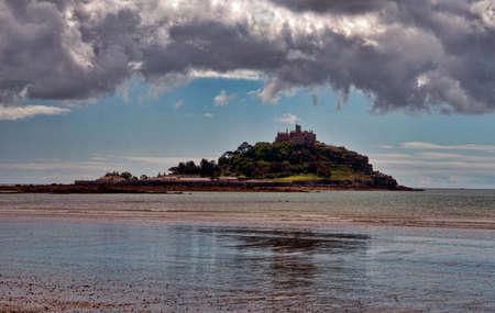 St Michaels Mount, Cornwall, England photo