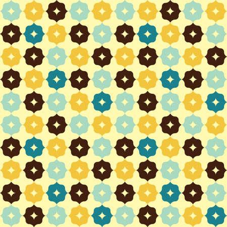 Seamless geometric pattern. in textiles, book design.
