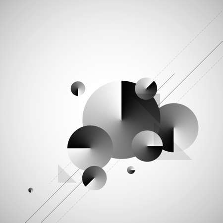 Abstract Modern Background Vector Vector