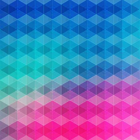 illustraton: Modern geometric abstract background. vector illustraton
