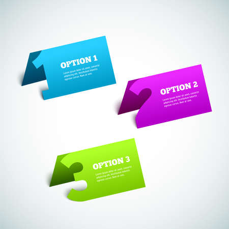 number one: 3D Paper Vector Progress background  product choice or versions.