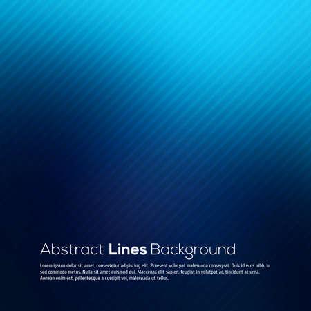 Blue abstracte lijnen zakelijke vector achtergrond voor uw ontwerp Stockfoto - 30444064