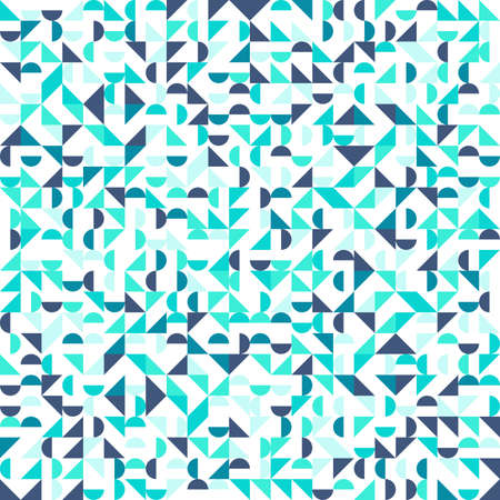 Seamless geometric, vintage pattern. For your design Vector